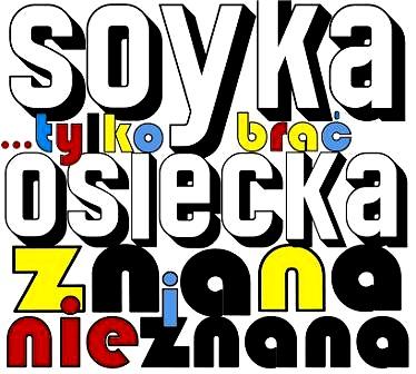 Stanisław Soyka – Tylko Brać…Osiecka znana i mniej znana