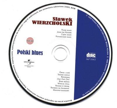 Wierzcholski Sławek – Polski Blues