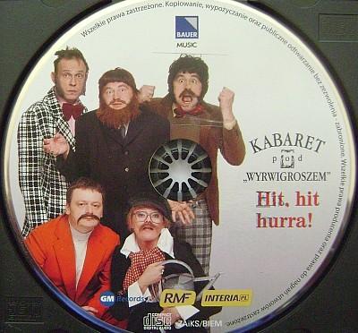 """Kabaret pod """"Wyrwigroszem"""""""
