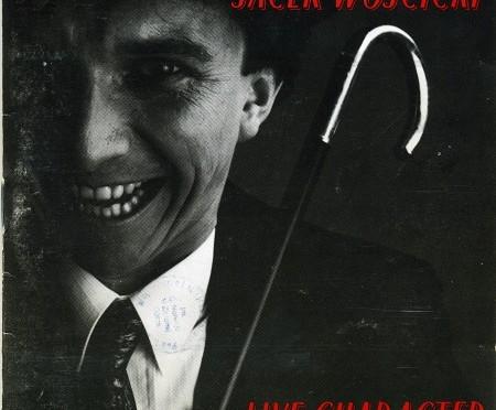 Jacek Wójcicki – Live Character.(1992)