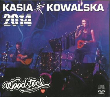 Kasia Kowalska – Woodstock 2014