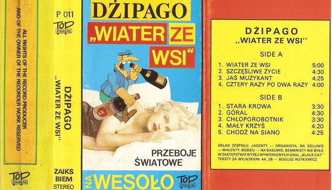 Dżipago – Wiater ze wsi